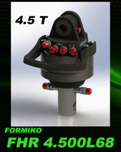 Rotator Formiko FHR 4500 L68  wysokiej klasy Rotatory do żurawi stosu dłużycy elementy chwytaka