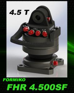 Rotator Formiko 4.500SF na flanszę leszy niż Baltrotors, Kinshofer, Indexator