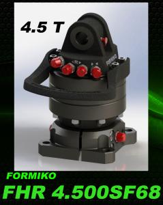 FHR 4500 SF 68 żuraw hiab hds hyva wysiężnik -profesjonalne rotatory hydrauliczne